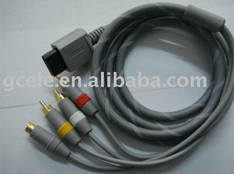 for Wii S-video cable