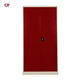 Godrej 2 doors steel clothes cabinet metal wardrobe with drawers