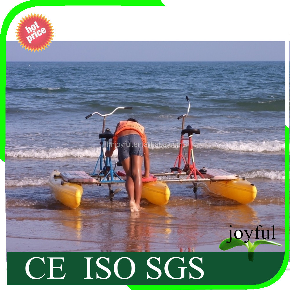 Water Aqua Pedal Family Kayak Water Bike Pedal Boats/sea Bike For ...