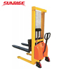 Manual Electric Stacker EMS-100/30 with hand pump