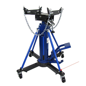 Factory 1 Ton Capacity High Lift Hydraulic Telescopic Transmission Jack for sale