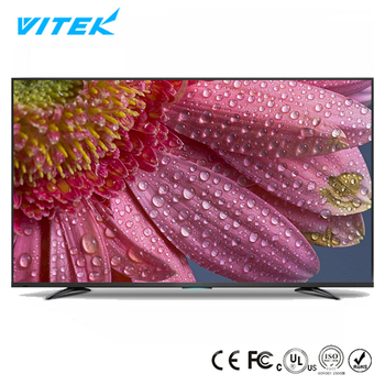 Hot Size 40 55 Inch Led Tft Lcd Color Tv Monitor With Vgasolar