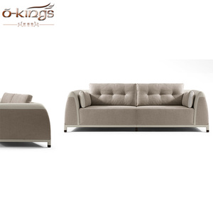 Hot sale high quality custom made hotel sleeper sofa bed