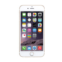 Gold Used A Grade Mobile Phone 16GB for apple iphone 6