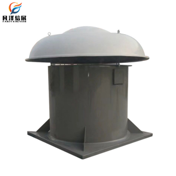 Special offers axial flow roof ventilator Smoke exhaust