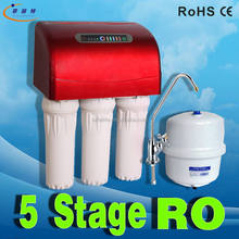 50G 5 stage domestic reverse osmosis system New Ro System Water