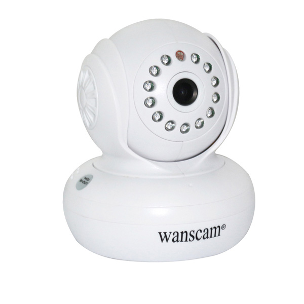 Baby Monitor Hot Sell High Quality P2P Support QR Code Scanning To View Wireless IP Camera