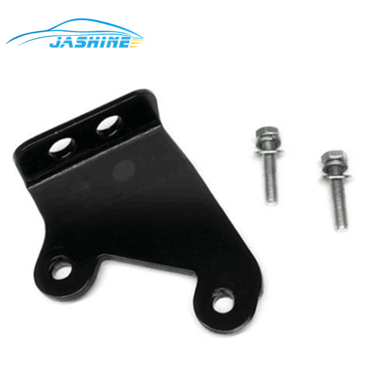 2018 New design JAS-JP-B04 Antenna Mount Holder Bracket 07-16 Jeep Wrangler JK Spare Tire Carrier