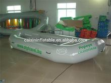 Inflatable river rafting boat water raft ce fishing boat drifting boat