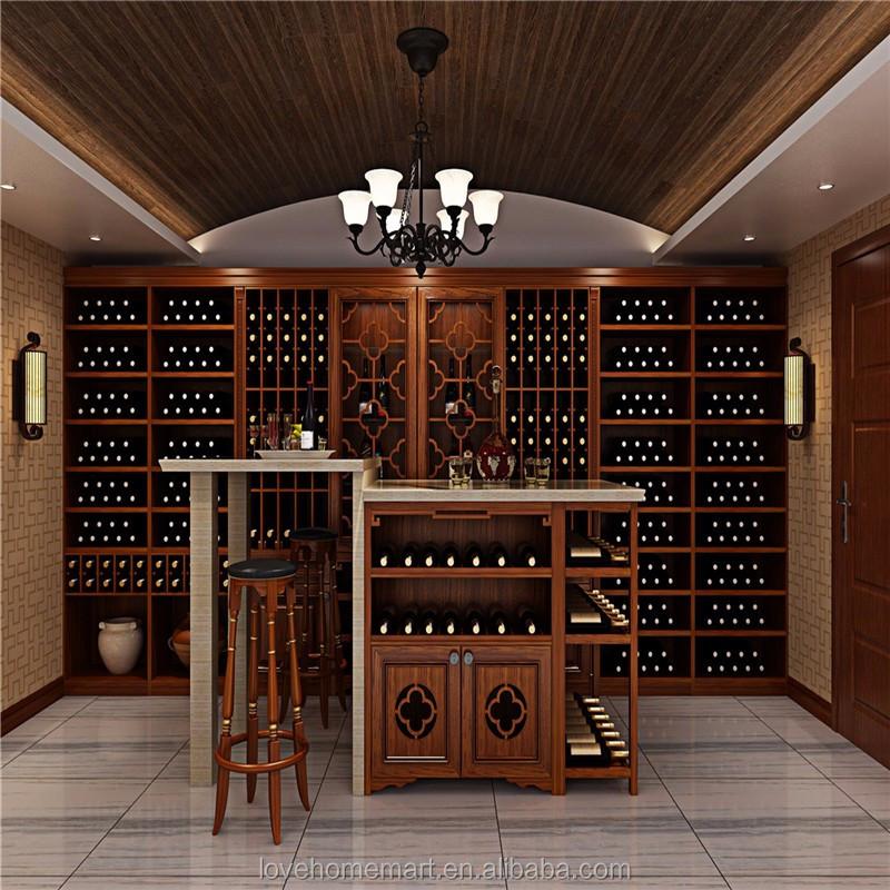 Desain Baru Kayu Solid Gudang Anggur Dan Rak Buy Gudang Anggur Gudang Anggur Kayu Solid Gudang Anggur Desain Product On Alibaba Com