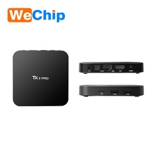 Joinwe S905x Tx3 Pro Amlogic Quad Core Cpu Android 6 Inteligente Tvbox