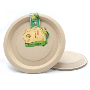 Biodegradable Kidney Dinner Set Plates Disposable Thali Cheese Round Dish