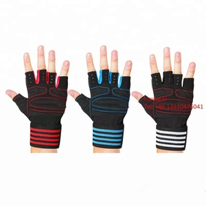 Wholesale Bodybuilding Fitness Weightlifting Golds Gym Gloves for Sports