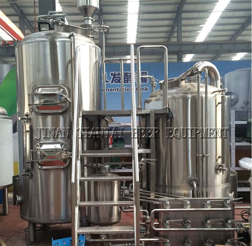 7 bbl or 800L stout dark beer making equipment