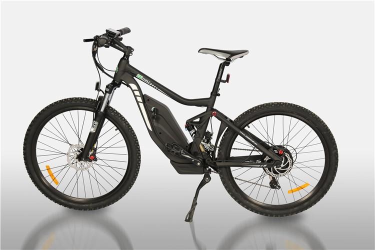 Tornado Full Suspension Electric Mountain Bike Kit Buy Electric