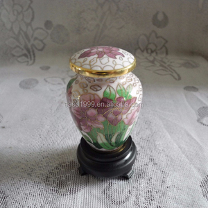 Wholesale Cloisonne Cremation Keepsake Urn/Mini Urn for Ashes (Item No.:P150M)