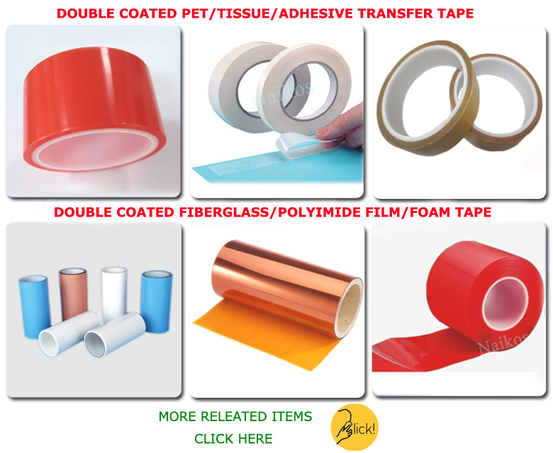Heat Resistant Waterproof Adhesive Double Sided VHB Acrylic Foam Tape