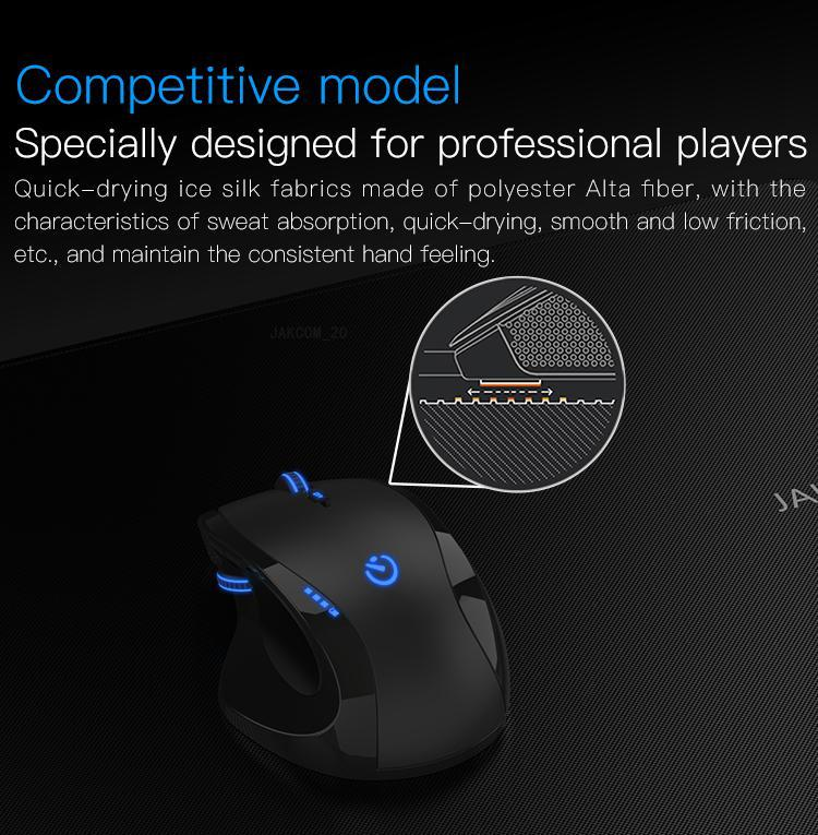 JAKCOM MC2 Wireless Mouse Pad Charger New Product of Mouse Pads Hot sale as cheap gaming laptop gaming gaming mouse