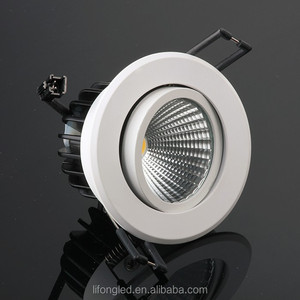 home illumination LED ceiling lamps Recessed Spot light Down Lights led downlight