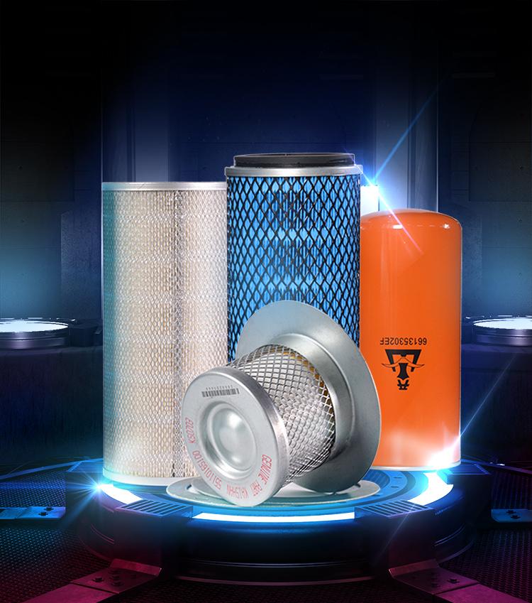 Harga murah dari suku cadang filter udara untuk kompresor