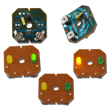 electronic component flashing led module