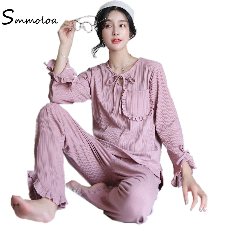 Wholesale cotton knitted pajamas suit - Online Buy Best cotton ... e434171bf
