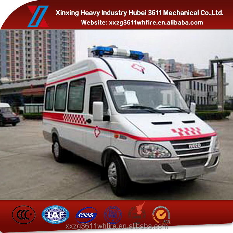 Top Selling New Manual Ambulance Hospital