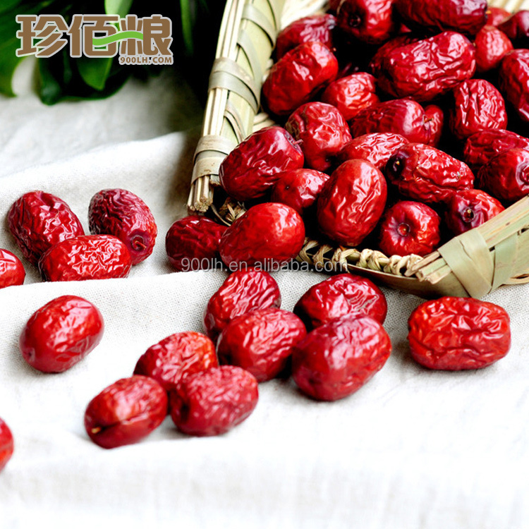 Dried Chinese Sweet Red Dates ( Dried Red Jujubes ) For Sale