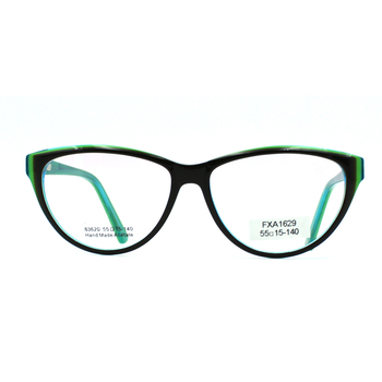 High Quality Full Frame Glasses Frame Acetate Frame Glasses - Buy ...