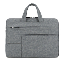 Vrouwen Lady 13.3 inch Waterdichte <span class=keywords><strong>Laptop</strong></span> Sleeve Case in Multi Pocket Holder