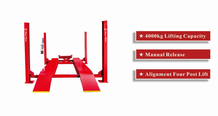 Car Lift/auto repair equipment/hydraulic tire lift(SS-6440)