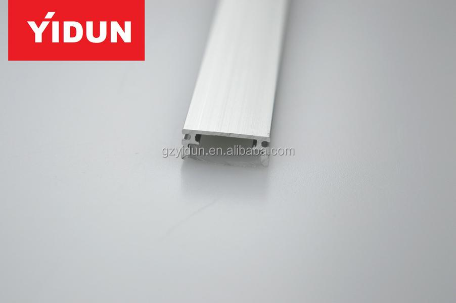 Indoor Architectural Led Aluminum Profile/recessed Aluminum ...