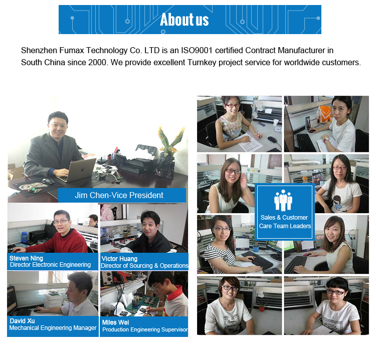 China Hoge Vraag Elektronische Producten Fabrikant En Betrouwbare Pcba Assembly Fabrikant