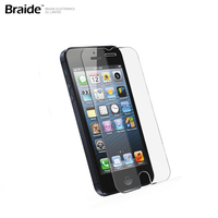 Factory supplier mobile phone screen protector for iphone5