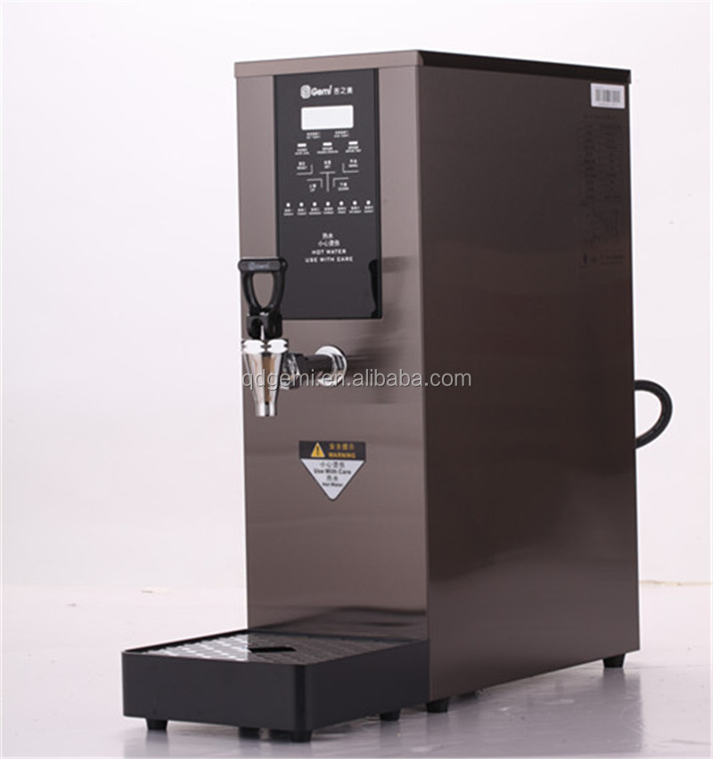 Factory Directly Counter-top Stepping Style 15L Water Dispensers/Boiling Water Units for coffee corner