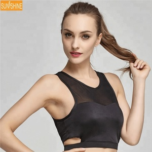 OEM Service Manufacturer Top Quality Yoga Hot Sexy xxxx Sports Bra
