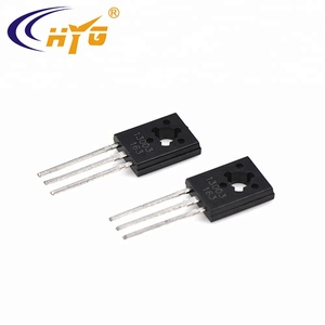 13003 TO-126 Plastic-Encapsulate plug-in board Transistors 600V 1A