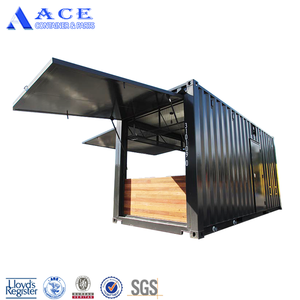 Customize Mobile Pre-made Living 20ft Container House