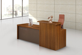 curved reception desk office reception table hotel reception counter design - Hotel Reception Desk Design