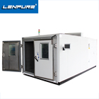 6m3 LENPURE 2C/min Walk In Temperature Humidity Climatic Test Chamber