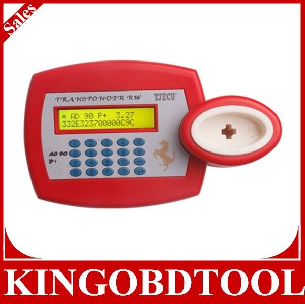 2015 Hot sales AD90 Car Key Programmer,AD90 key duplicator Machine--read and write ID4C, ID42, ID48 and Fiat