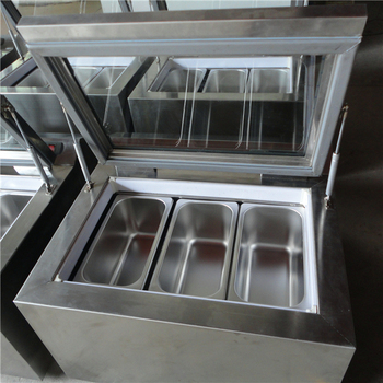 Direct Cooling Stainless Steel Table Top Small Ice Cream Display - Buy Mini  Display Freezer,Ice Cream Gelato Showcase,Tabletop Ice Cream Showcase
