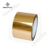 6 micron aluminum metalized polyester film