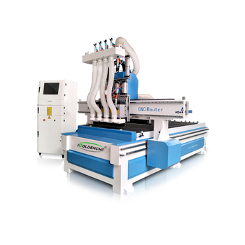 Jinan Pneumatic ATC Wood CNC Router 1325 Wood Cutter Cutting Carving Machine for Wooden Door MDF Plywood