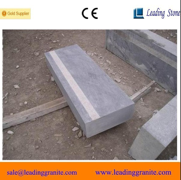 Low Cost Natural Blue Stone/limestone Stair Treads