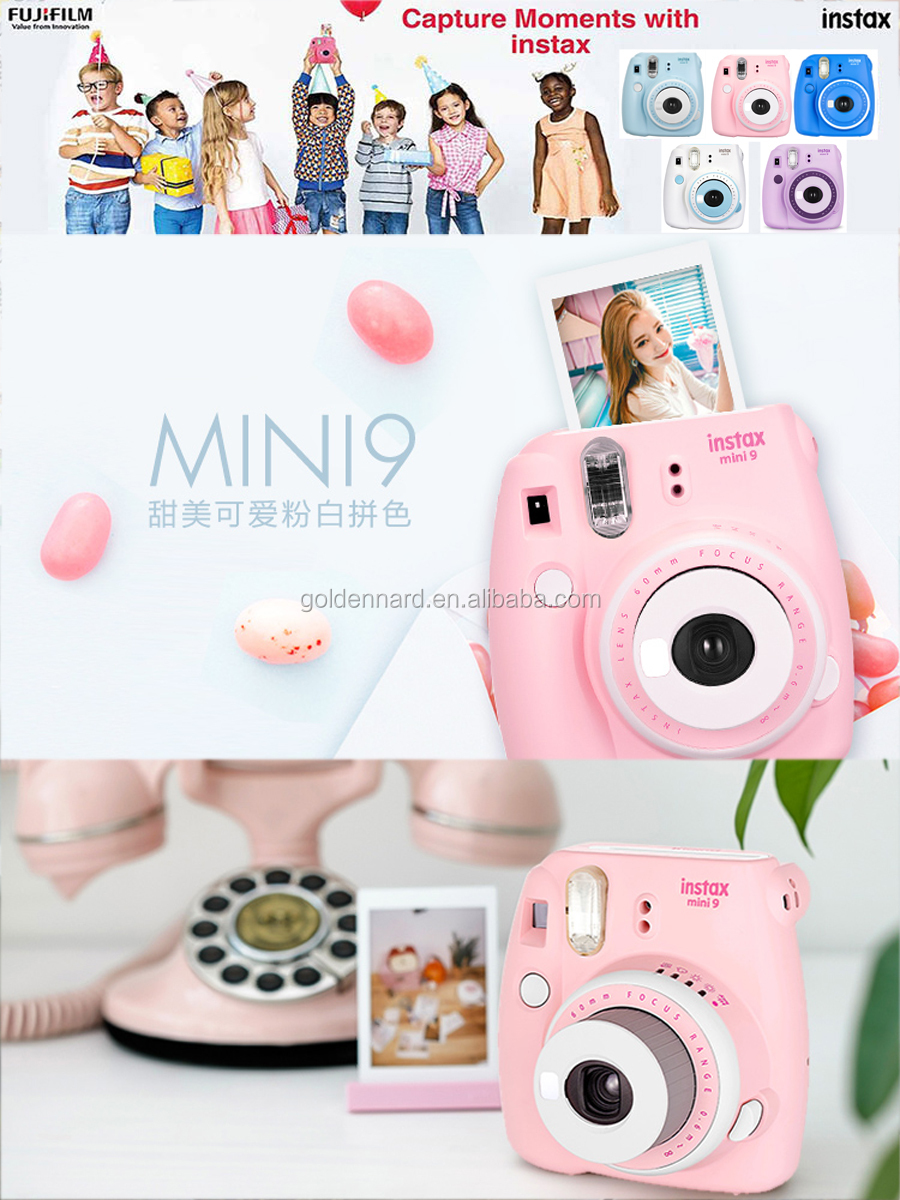 Fujifilm instax Camera & Accessories for Fujifilm Mini 9 Instant Camera