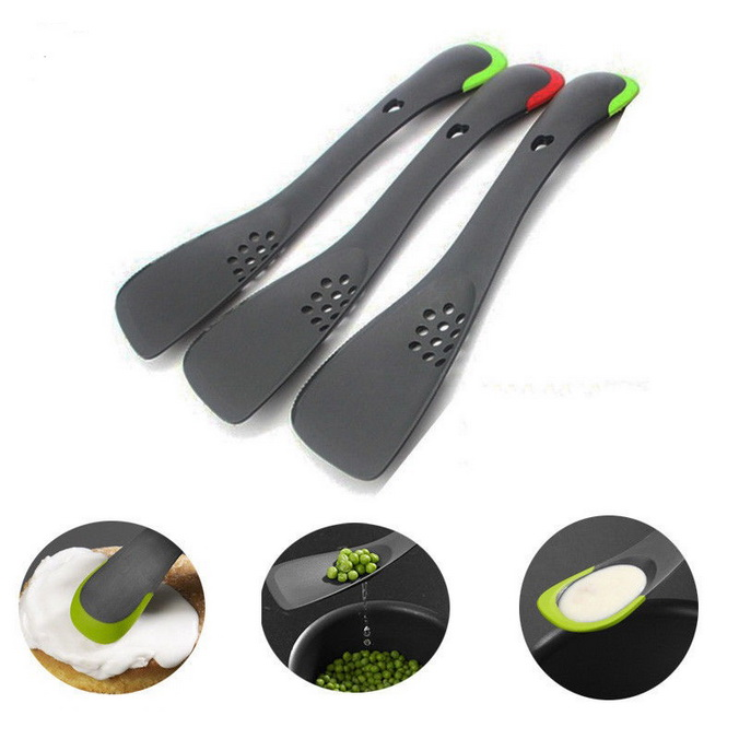 Multi-function Cooking Slotted SpoonTools Nylon Turner Spatula