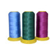 60/2 40/3 30/3 20/3 High quality 0.25mm 100% Polyester High Tenacity Embroidery Sewing Thread