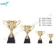 Golden Metal Sports Cup Trophies Medal For Souvenir