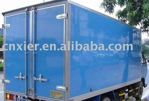 Zhengtai Xier Refrigerated truck body insulated containers